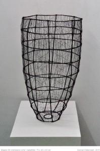 Bägare för tomhetens rymd - 75 x 40 x 40 cm