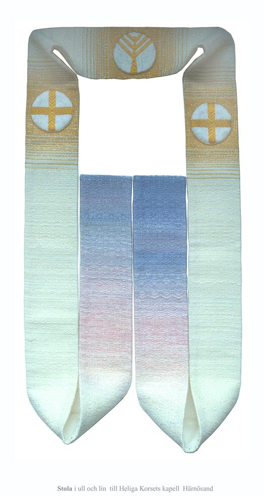 heliga korsets kapell härnösand