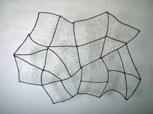 Vågspel - Ljusspel - 90x120x25 cm