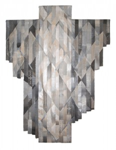 Kontemplation (början 2000-tal) - 220x130 cm