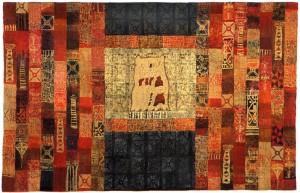Minnen (slutet 1990-tal) - 140x220 cm