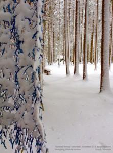 Sumerisk fantasi (i vinterdräkt)